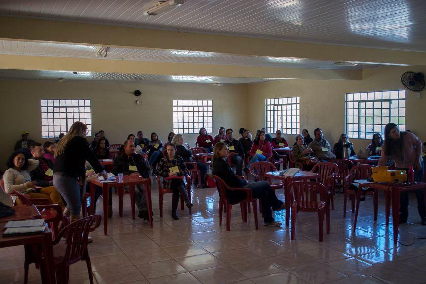 Encontro Municipal de Preparação Para a Terceira Conferência Nacional de Educação - CONAE