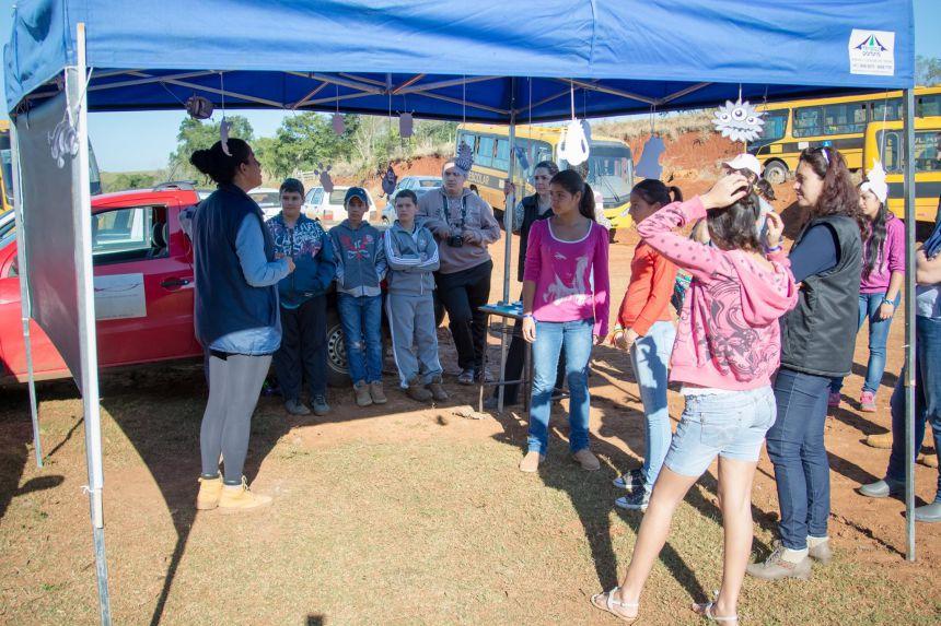 1° Dia de Campo Ambiental em Nova Tebas