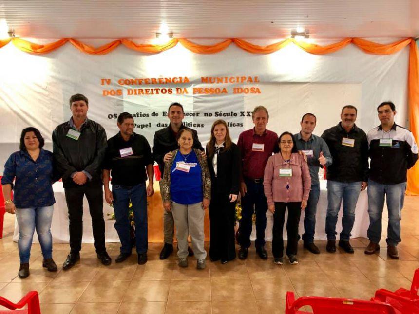 IV Conferência Municipal dos Direitos da Pessoa Idosa
