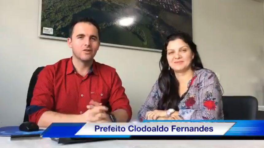 Prefeito Clodoaldo convocou 06 professores ! Educação levada a sério!