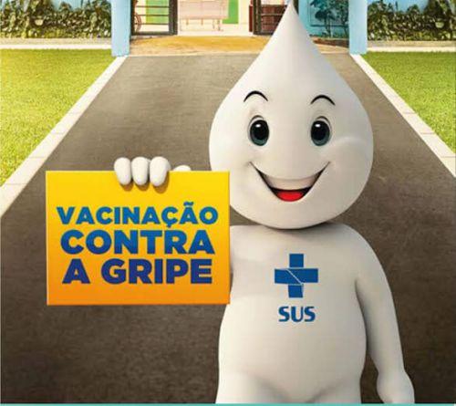 CAMPANHA DE VACINAÇÃO CONTRA GRIPE 2019