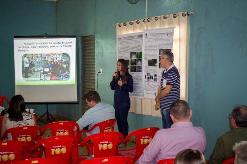Município Apresentam ao IAP as Ações Realizadas Com os Recursos do ICMS Ecológico