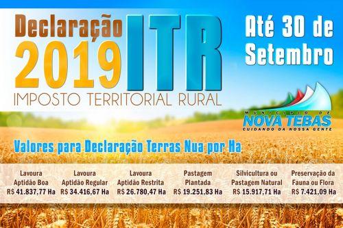 ITR 2019