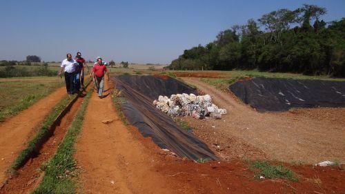 Nova Tebas e Referência em gerenciamento de Resídios Sólidos