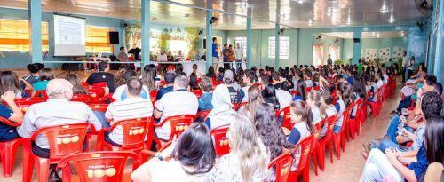 1° Exposição das Unidades de Conservação do Município de Nova Tebas