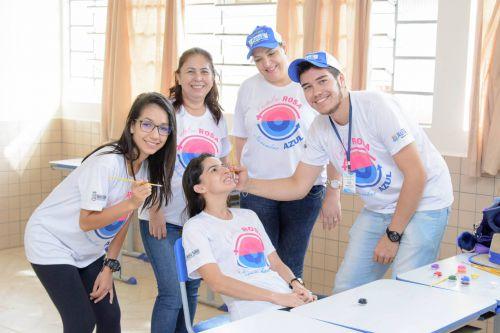 Saúde na Comunidade - Barreirinho de Baixo