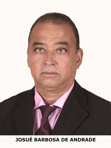JOSUÉ BARBOZA DE ANDRADE