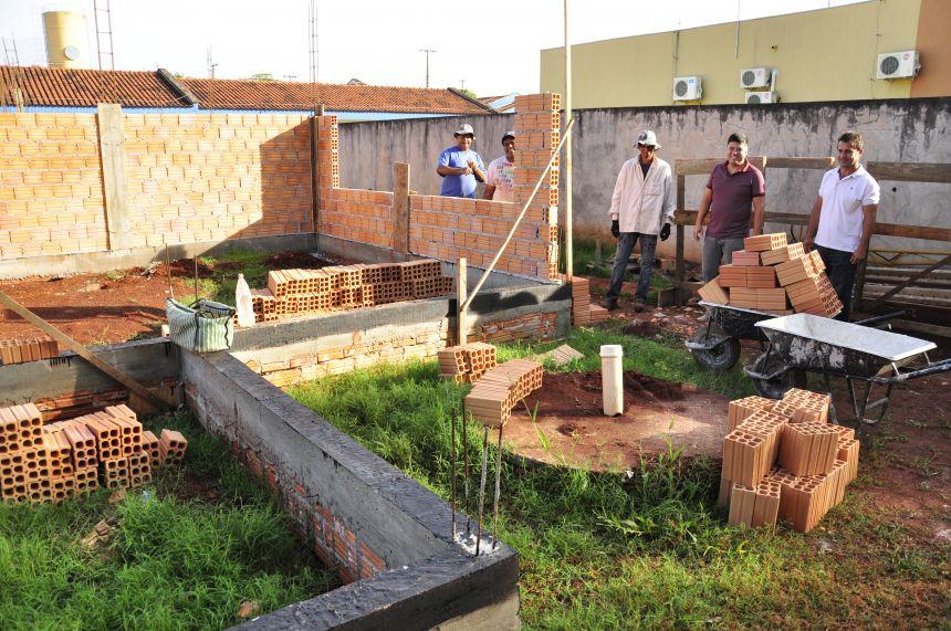 Prefeitura de São João do Ivaí constrói novas salas no CMEI Vovó Bárbara