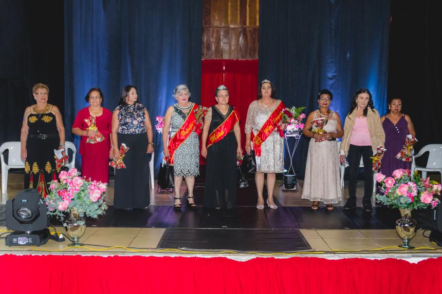 Concurso elege a Miss Melhor Idade de São João do Ivaí 2018