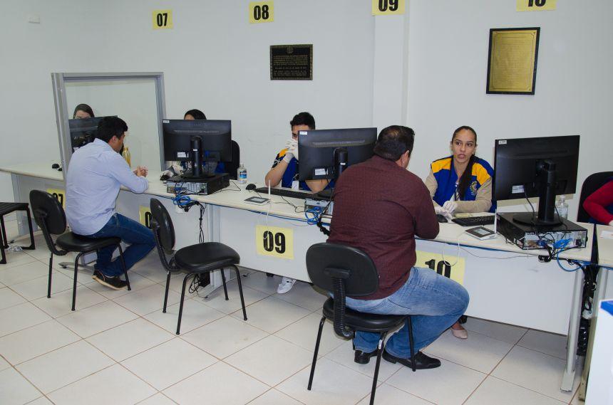 Fórum eleitoral da comarca de São João do Ivaí inicia cadastramento biométrico