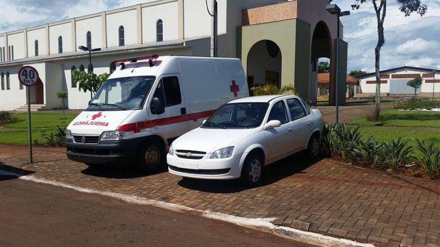 Frota da saúde é ampliada e modernizada em São João do Ivaí