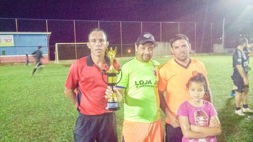 Torneio de Futebol Suíço marca comemorações do Dia do Trabalhador