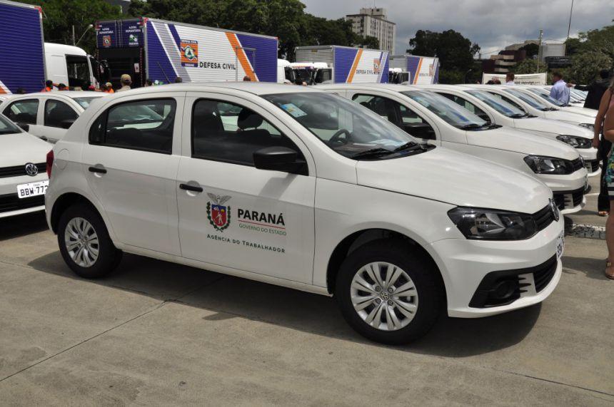 Agência do Trabalhador de São João do Ivaí recebe veículo 0 km