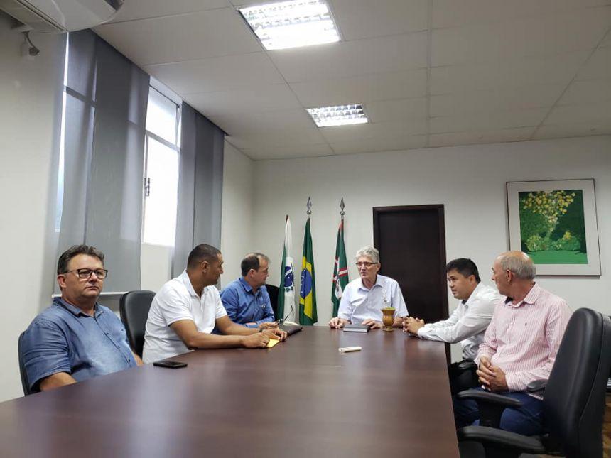 São João do Ivaí integra consórcio para promover melhorias em estradas rurais