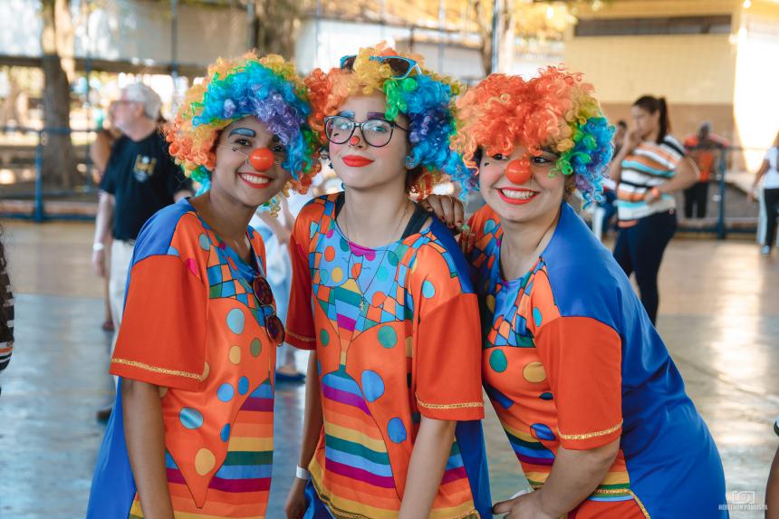 São João do Ivaí celebra o Dia das Crianças
