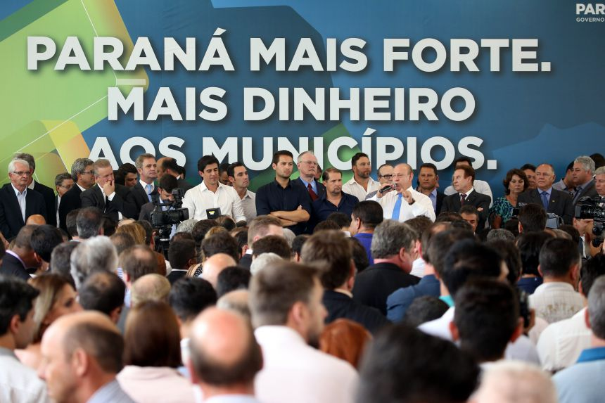 Richa repassa mais de R$ 400 mil da cota extra de ICMS para São João do Ivaí