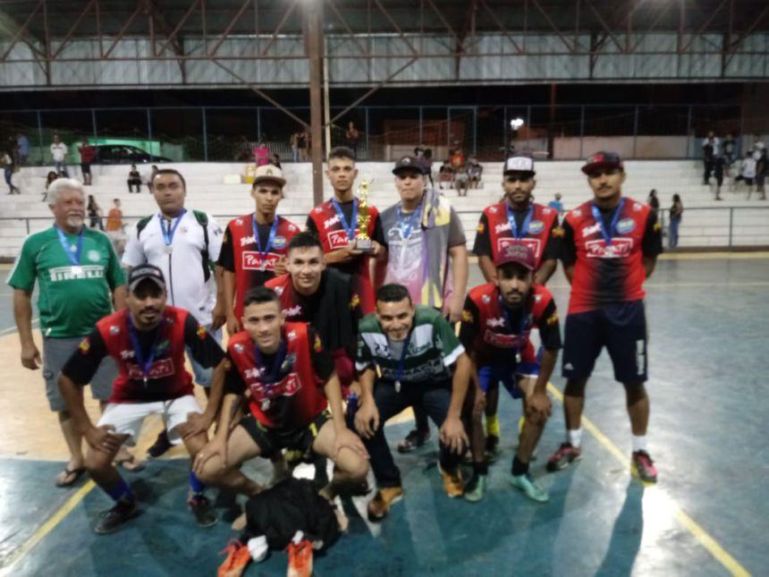 KV Engenharia vence Campeonato Municipal de Futsal