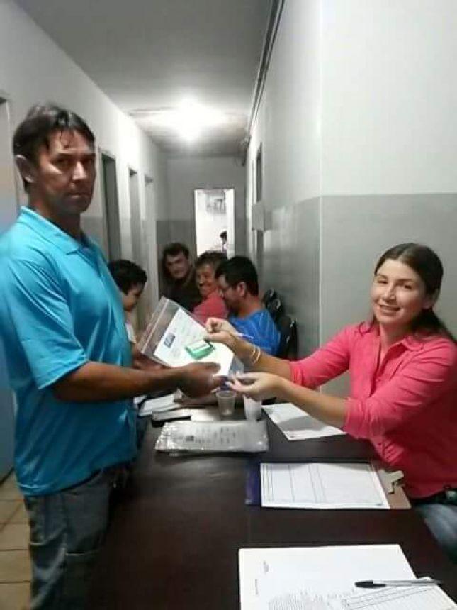 Programa São João Sorridente entrega mais de 200 próteses dentárias