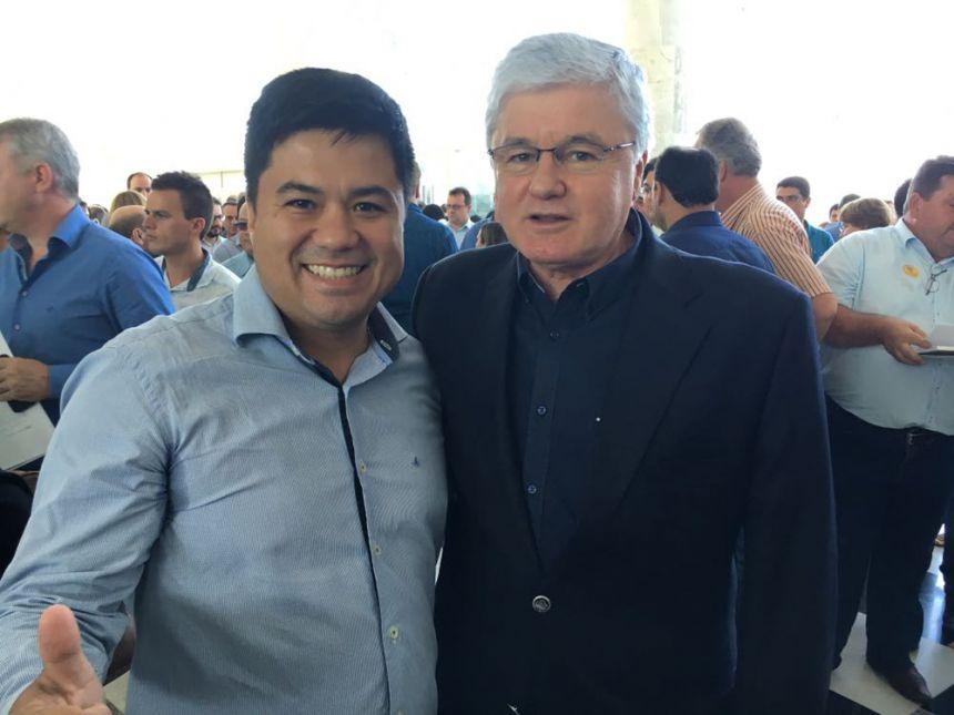 São João do Ivaí recebe mais de R$ 330 mil para aquisição de caminhão e veículo