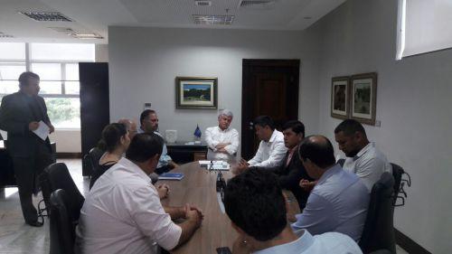 Hidek consegue recursos do Estado para pavimentação do Conjunto Alceu Marcos