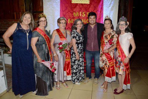 Assistência Social de São João do Ivaí promove 2º Miss Melhor Idade