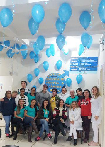Secretaria de Saúde de São João do Ivaí divulga atividades alusivas ao Agosto Azul