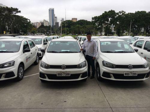 Mais um veículo é adquirido para a secretaria de Saúde de São João do Ivaí