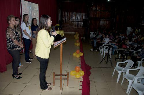 """Palestra realizada em São João do Ivaí """"quebra o silêncio"""" sobre pedofilia"""