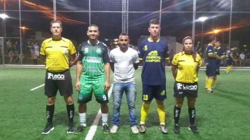 C.Vale é campeã do 1º Campeonato de Futebol Society de São João do Ivaí