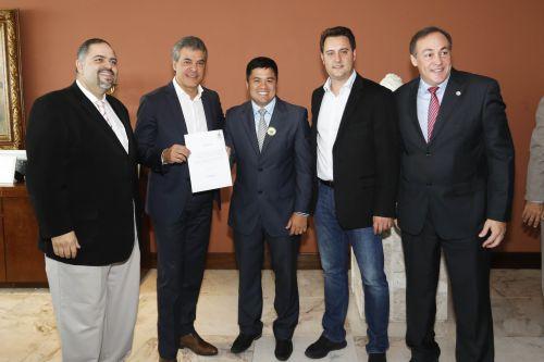 Crédito R$ 1 milhão do Governo do Estado viabilizará melhorias em São João do Ivaí