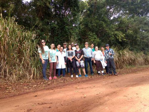 Caminhantes conhecem área de preservação e aprovam evento realizado em São João do Ivaí