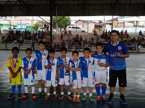 1ª Copa Craques do Futuro é sucesso em São João do Ivaí