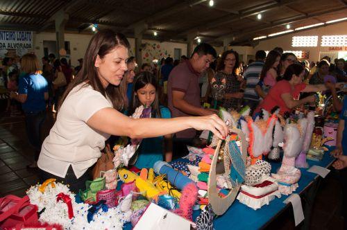 Feira de Jovens Empreendedores atraiu grande público