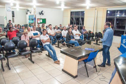 Sanepar promove espaço de debate com lideranças e moradores de São João do Ivaí