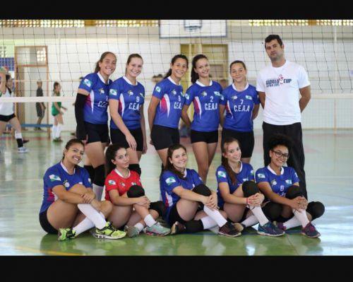 Vôlei e futebol de São João do Ivaí se destacam nos Jogos da Juventude