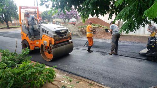 Prefeitura de São João do Ivaí investe na melhoria de ruas