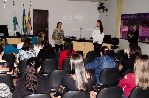 Professores participam de capacitação sobre Educação Especial