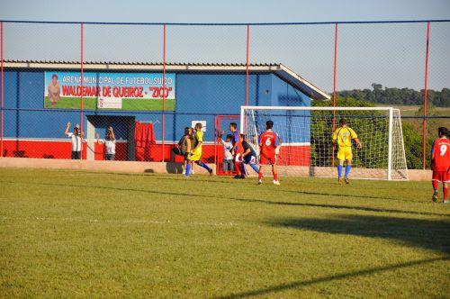 Dia do Trabalhador será comemorado com Torneio de Futebol Suíço