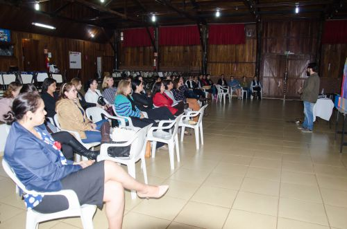 Secretaria de Educação oferece formação aos professores em parceria com o SESC