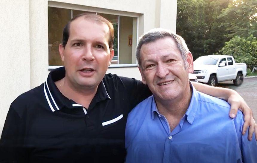 Prefeito Pegoraro participa da posse de Micheletto como deputado estadual