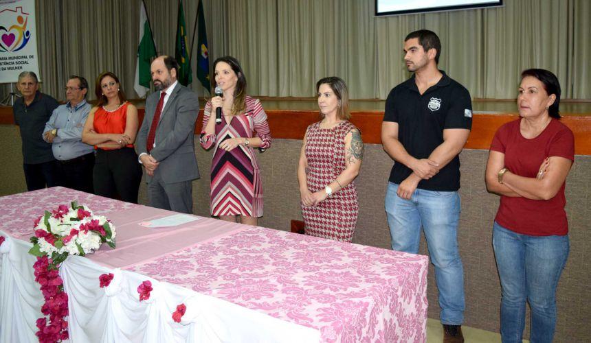 Violência contra a mulher é tema de seminário em Assis