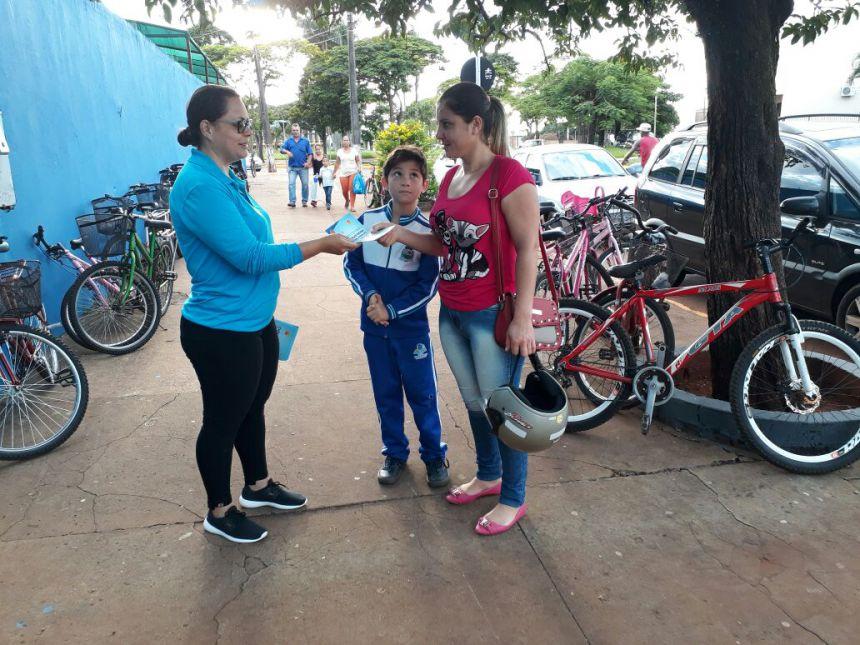 Volta as aulas sem dengue e escorpião mobiliza alunos em Assis