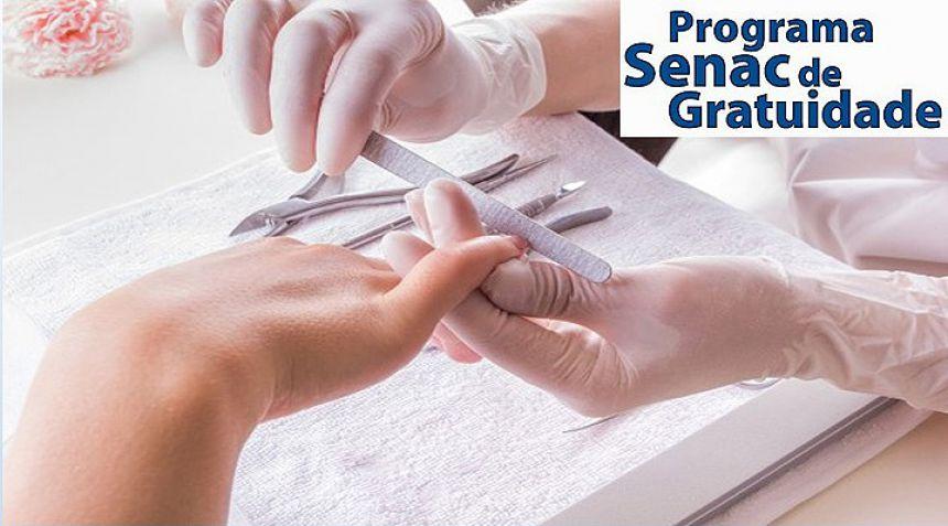 Assistência Social tem inscrições para curso de manicure e pedicure