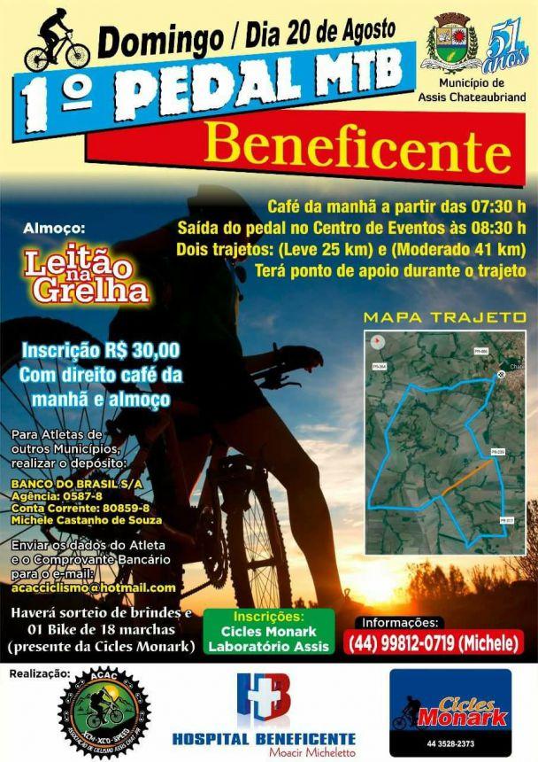 Fundada a Associação de Ciclismo de Assis Chateaubriand