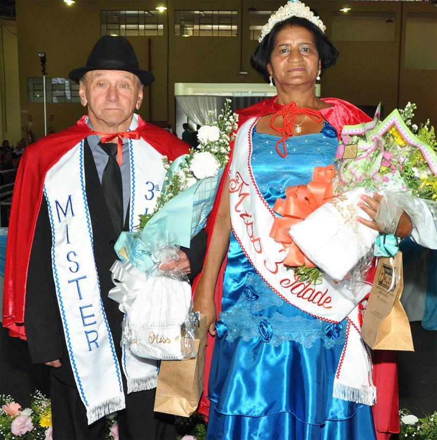 Elizabeth Nunes da Silva e Vicente Piagente são os atuais vencedores, ambos são membros do Clube do Vovô, do Jardim Progresso