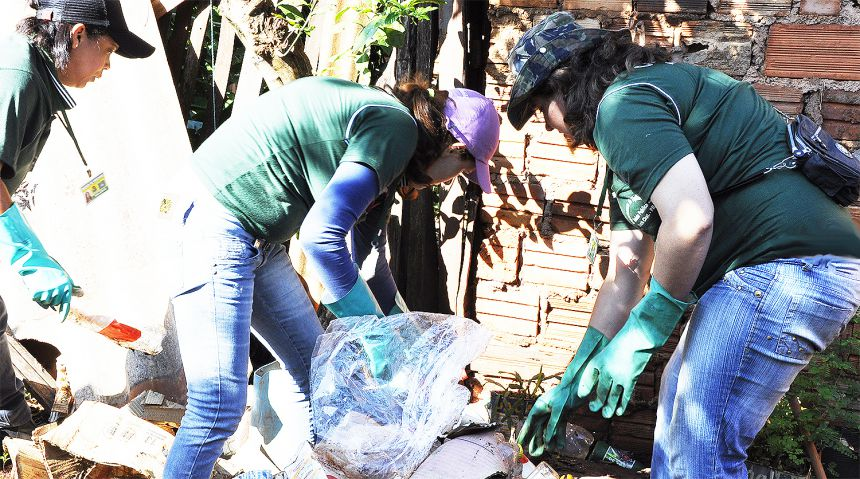 Dengue: 5º LIRAa do ano aponta risco médio em Assis Chateaubriand