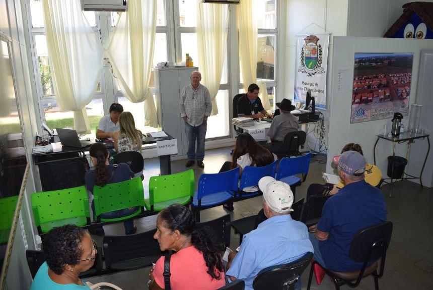 Inscritos em 2015 devem comparecer na prefeitura para desbloquear cadastro
