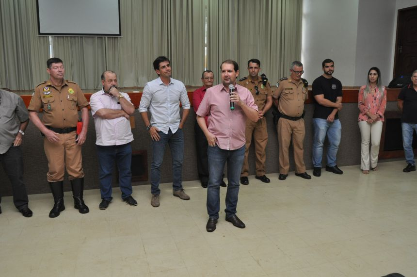 Assis ganha nova viatura para a Polícia Militar