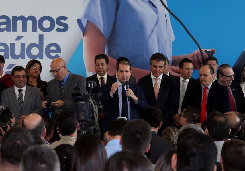 Estado repassa mais R$ 33,6 milhões para atendimento à saúde nos municípios