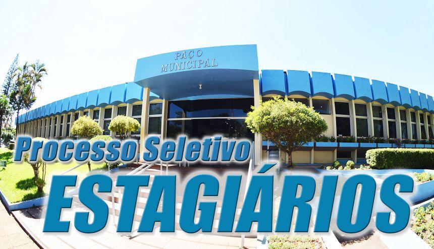 Prefeitura de Assis faz segunda convocação para estagiários